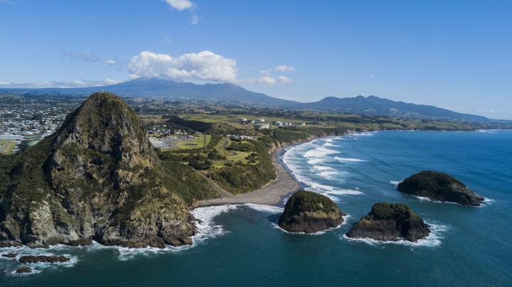 NZ dron zatoka